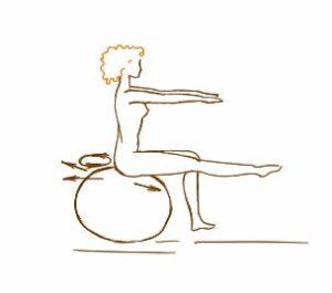 Укрепление мышц поясницы